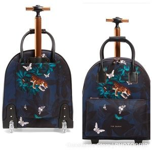 Ted Baker London Rossiee Houdini Travel Bag NWT